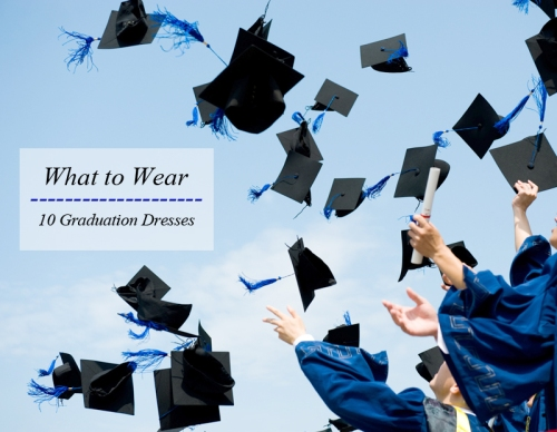 What to Wear Graduation